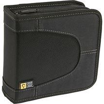 Image de Case Logic 3200038 Étui avec portefeuille 32 disques Noi ... (CDW-32 BLACK)