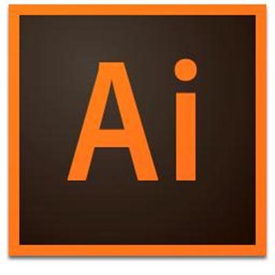 Image sur Adobe Illustrator CC licence de logiciel (65276557BC01A12)