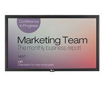 """Image de LG affichage de messages 54,6 cm (21.5"""") LCD Full HD Panneau ... (22SM3B)"""