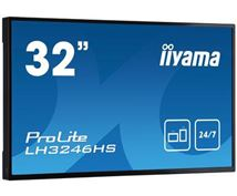 "Image de iiyama  affichage de messages 80 cm (31.5"") LED Full HD ... (LH3246HS-B1)"