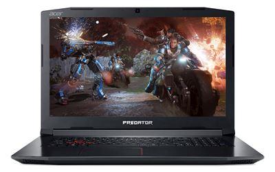 Image sur Acer Predator Helios 300 PH317-52-77H4 Noir Ordinateur p ... (NH.Q3EEH.007)