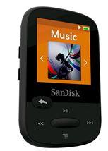 Image de Sandisk Clip Sport Go Lecteur MP3 Noir 16 Go (SDMX30-016G-G46K)