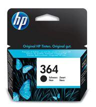 Image de HP 364 Black Ink Cartridge Original Noir 1 pièce(s) (CB316EE#BA1)