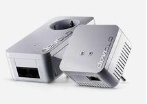 Image de Devolo dLAN 550 WiFi Starter Kit 500 Mbit/s Ethernet/LAN Blanc ... (9635)