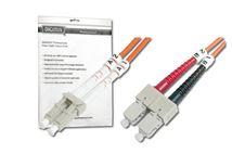 Image de Digitus Fiber Optic Multimode Patch Cord, LC / SC (DK-2532-01)