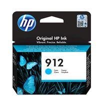 Image de HP 912 Cyan (3YL77AE#301)