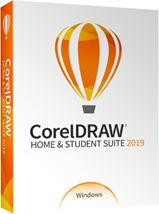 Image de Corel Home & Student Suite 2019 (CDHS2019ITESBRMBEU)