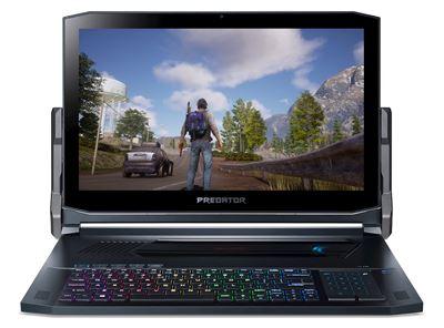 Image sur Acer Predator Triton 900 PT917-71-70WT Noir Ordinateur p ... (NH.Q4VEH.004)