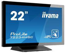 "Image de iiyama ProLite moniteur à écran tactile 54,6 cm (21.5"") ... (TF2234MC-B6X)"
