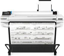 Image de HP Designjet T525 imprimante grand format A jet d'encre thermi ... (5ZY61A)