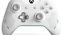 Image de Microsoft Xbox Wireless Controller – Sport White Special E ... (WL3-00083)