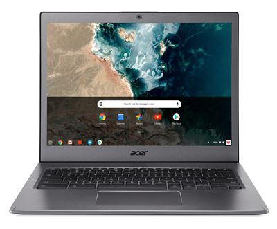 """Image sur Acer Chromebook 13 CB713-1W-327C Gris 34,3 cm (13.5"""") 22 ... (NX.H1WEH.019)"""