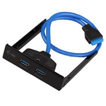 Image de i-tec USB 3.0 Port Concentrateur HUB 2 interne pour panneau ... (U3EXTEND)