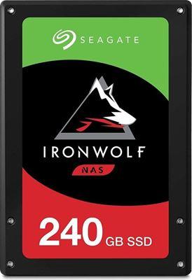 "Image sur Seagate IronWolf 110 2.5"" 240 Go Série ATA III 3D TLC (ZA240NM10011)"
