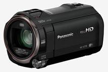 Image de Panasonic HC-V770 Caméscope portatif 12.76MP MOS BSI Ful ... (HC-V770EG-K)