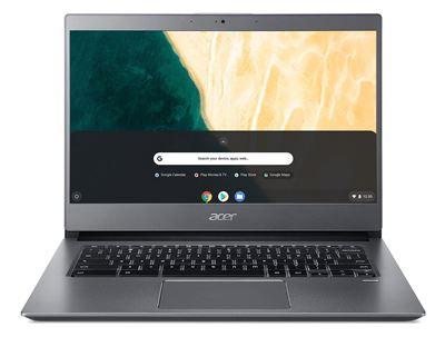 """Image sur Acer Chromebook CB714-1WT-37JH Gris 35,6 cm (14"""") 1920 x ... (NX.HAWEH.010)"""