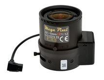 Image de Axis Mega Pixel caméscope Objectif standard Noir, Transpare ... (5800-671)
