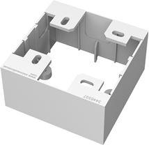 Image de Vision 86x86x45mm, White boîte électrique (TC3 BACKBOX1G)