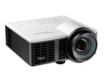 Image sur Optoma ML750ST vidéo-projecteur 800 ANSI lumens DLP WXG ... (95.71Z01GC0E)