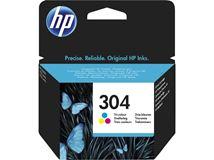 Image de HP 304 cartouche d'encre trois couleurs conçue par (N9K05AE)