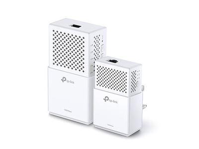 Image sur TP-LINK AV1000 Powerline Wi-Fi Kit 1000 Mbit/s Etherne ... (TL-WPA7510KIT)