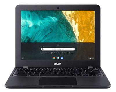 """Image sur Acer Chromebook C851T-P5DB Noir 30,5 cm (12"""") 1366 x 912 ... (NX.H8YEH.010)"""