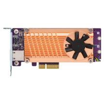 Image de QNAP carte et adaptateur d'interfaces M.2,RJ-45 Interne (QM2-2P10G1TA)