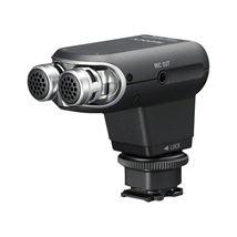 Image de Sony ECM-XYST1M Microphone de caméscope Noir (SON2391)