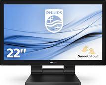 Image de Philips Moniteur LCD avec SmoothTouch (222B9T/00)