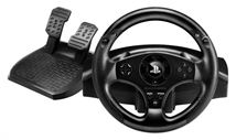 Image de Thrustmaster T80 Volant + pédales Playstation 3,PlayStation ... (4160598)