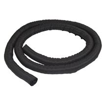 Image de StarTech.com range-câbles Manchon de câbles Noir (WKSTNCM2)