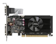 Image de MSI carte graphique NVIDIA GeForce GT 710 2 Go GDDR3 (912-V809-2024)