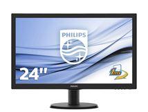 Image de Philips V Line Moniteur LCD avec SmartControl Lite (243V5LHSB/00)