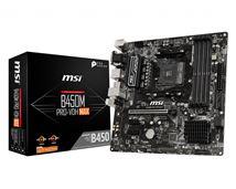 Image de MSI B450M-A PRO MAX carte mère Emplacement AM4 Micro ATX AM ... (7C52-001R)