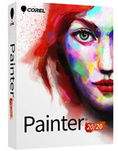 Image de Corel Painter 2020 Upgrade (English) Logiciels de créa ... (PTR2020MLDPUG)