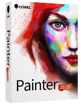 Image sur Corel Painter 2020 (English) Logiciel de création graphi ... (PTR2020MLDP)