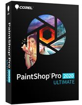 Image de Corel PaintShop Pro 2020 ULTIMATE Mini Box (PSP2020ULMLMBEU)