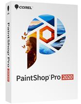 Image de Corel PaintShop Pro 2020 Mini Box (PSP2020MLMBEU)