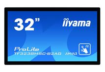 "Image de iiyama  affichage de messages 80 cm (31.5"") LED Full ... (TF3238MSC-B2AG)"