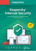 Image de Kaspersky Lab Internet Security 2020 1 licence(s) ... (KL1939B5AFS-20SLIM)