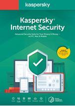 Image de Kaspersky Lab Internet Security 2020 Néerlandais 1 ... (KL1939B5AFS-20SLIM)