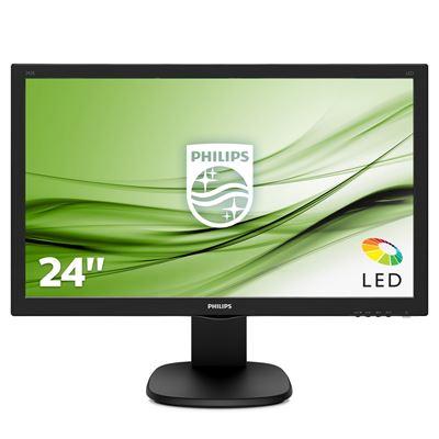 Image sur Philips S Line Moniteur LCD (243S5LDAB/00)