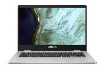 """Image de ASUS Chromebook C423NA Argent 35,6 cm (14"""") 1920 x 10 ... (90NX01Y1-M01400)"""