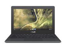 """Image de ASUS Chromebook C204MA Gris 29,5 cm (11.6"""") 1366 x 76 ... (90NX02A1-M00580)"""