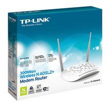 Image de TP-LINK  routeur sans fil Fast Ethernet Blanc (TD-W8961N)
