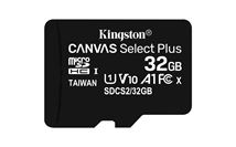 Image de Kingston Technology Canvas Select Plus mémoire flash 32 Go ... (SDCS2/32GB)