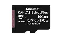 Image de Kingston Technology Canvas Select Plus mémoire flash 64 ... (SDCS2/64GBSP)