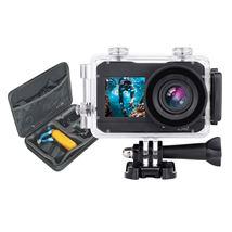 Image de Salora caméra pour sports d'action 16 MP 4K Ultra HD CMOS Wif ... (ACP950)
