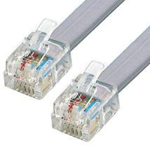 Image de Cisco CAB-ADSL-RJ11-4M telephony cable (CAB-ADSL-RJ11-4M=)