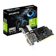 Image de Gigabyte carte graphique NVIDIA GeForce GT 710 2 Go G ... (GV-N710D5-2GIL)